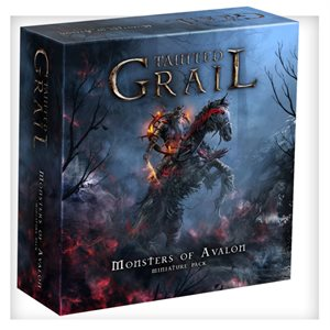 Tainted Grail: Monsters of Avalon (No Amazon Sales) ^ Q3 2021