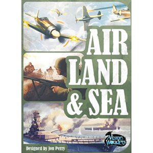 Air Land & Sea (Revised Edition) (No Amazon Sales)