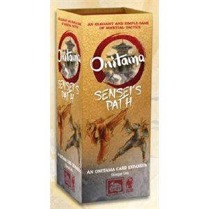 Onitama: Expansion - Senseis Path (No Amazon Sales)