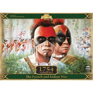 1754 Conquest - The French and Indian War