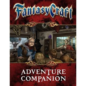 Fantasy Craft RPG: Adventure Companion (BOOK)