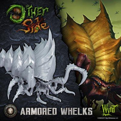 Other Side: Gibbering Hordes - Armored Whelks