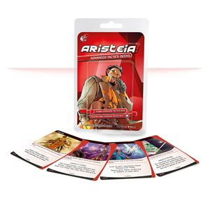 Aristeia! Aristeia Advanced Tactics Decks (EN) ^ OCT 25 2019