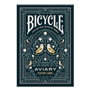 Bicycle Deck Aviary