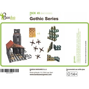 Gothic Series Pack (Unpainted / Unassembled)
