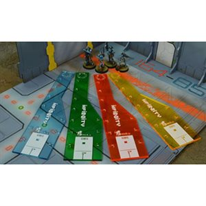 Infinity Measuring Template Green