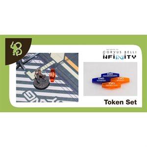 Infinity Evo Tokens Set