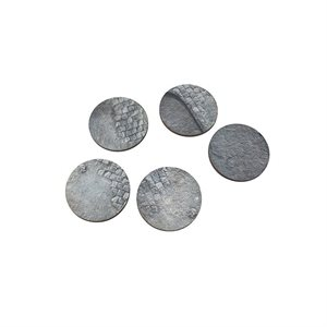 Bases: 40mm Imperial City x10