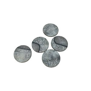 Bases: 60mm Imperial City x5