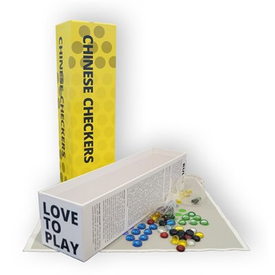 Chinese Checkers Love to Play