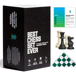 Best Chess Set Ever (Green) ^ FEB 2021