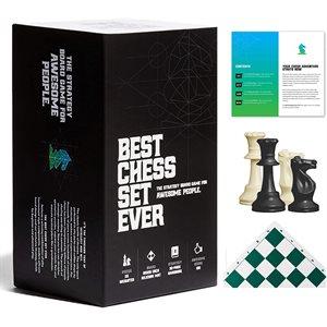 Best Chess Set Ever (Green) ^ Q2 2021