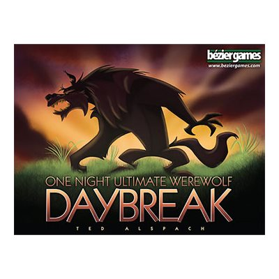 One Night Ultimate Werewolf Daybreak (No Amazon Sales)