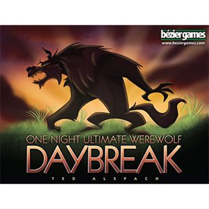 One Night Ultimate Werewolf Daybreak (No Amazon Sales)