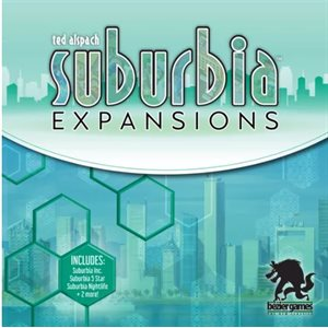 Suburbia Expansions (No Amazon Sales)