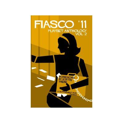 Fiasco 11 Playset Anthology 2 (BOOK)