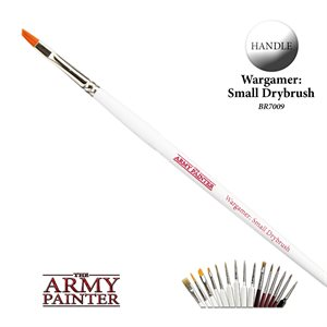 Wargamer Brush Small Drybrush (pack of 10)