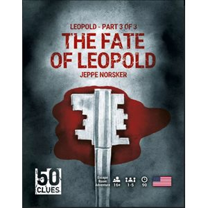 50 Clues: The Fate of Leopold ^ OCT 22 2021