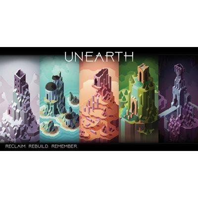Unearth: Reclaim, Rebuild, Remember