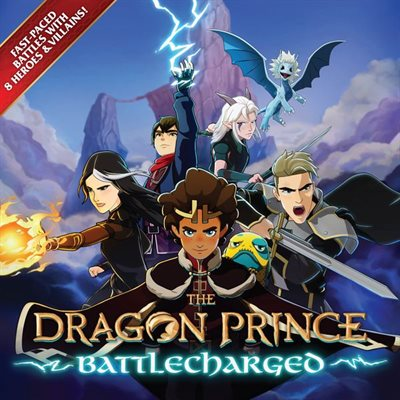 The Dragon Prince: Battlecharged ^ SEPT 1 2021