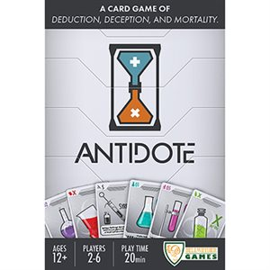 Antidote Card Game