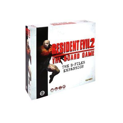 Resident Evil 2: Expansion - B-Files