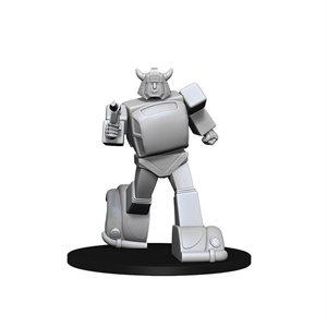 Transformers Deep Cuts Unpainted Miniatures: Bumblebee ^ JAN 2020