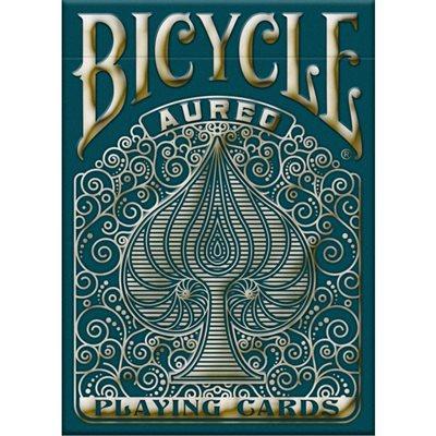 Bicycle Deck: Aureo