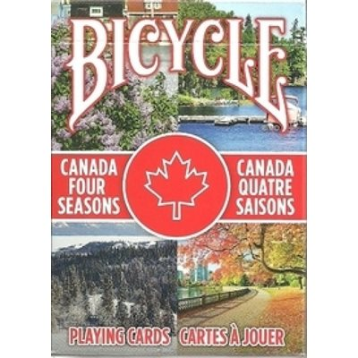 Bicycle Canada Four Seasons