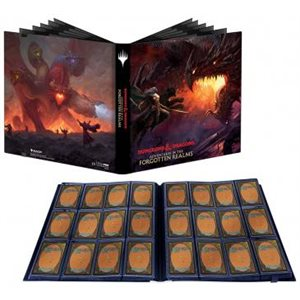 Binder: PRO 12-Pocket: Magic the Gathering: Adventures in the Forgotten Realms