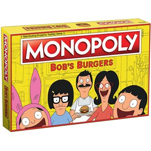 Monopoly: Bob's Burgers (No Amazon Sales)