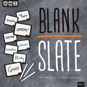Blank Slate (No Amazon Sales)