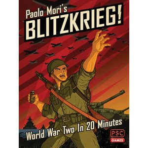 Blitzkrieg! (Includes Nippon Expansion)