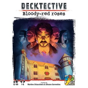 Decktective: Bloody Red Roses (No Amazon Sales)