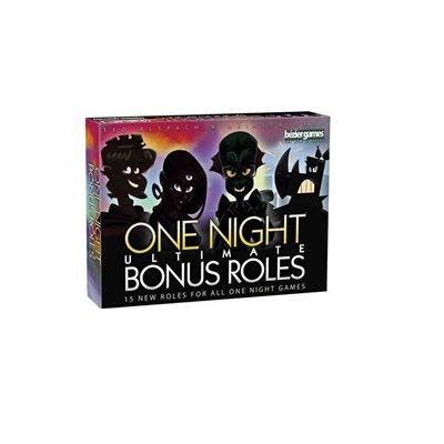 One Night Ultimate Bonus Roles (No Amazon Sales)