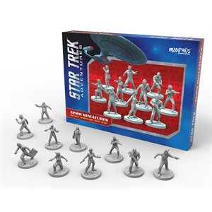 Star Trek Adventures Miniatures: The Next Generation Away Team