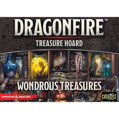 Dungeons & Dragons DragonFire Wondrous Treasures (Magic Items Deck 1)