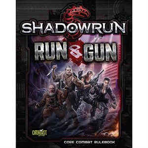 Shadowrun: Run And Gun (HC) (BOOK)