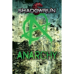 Shadowrun: Anarchy (BOOK)