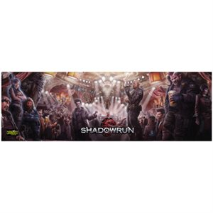 Shadowrun: 5Th Edition Gm Screen (BOOK)