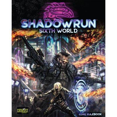 Shadowrun 6th Edition (BOOK)
