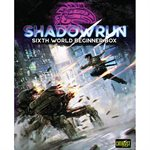 Shadowrun 6th Edition Beginner Box (BOOK) (No Amazon Sales)