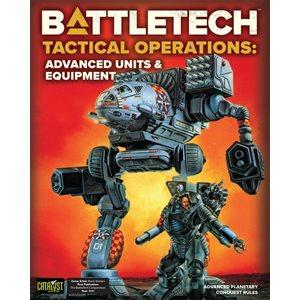 BattleTech Tactical Operations: Advanced Units and Equipment (No Amazon Sales)