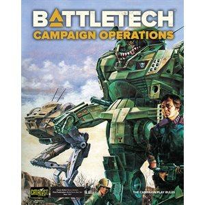 Battletech: Campaign Operations (Vintage Cover)