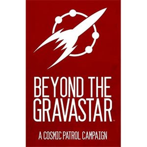 Cosmic Patrol Beyond The Gravastar (BOOK)