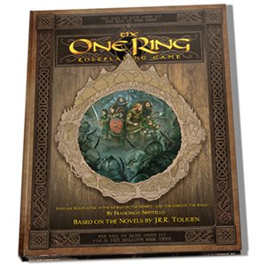 The One Ring Roleplaying Game Hardcover (BOOK)