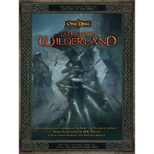 The One Ring: Tales From Wilderland Hardback (BOOK)