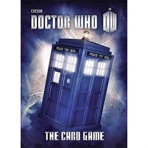 Doctor Who Card Game 2Nd Edition (No Amazon Sales)