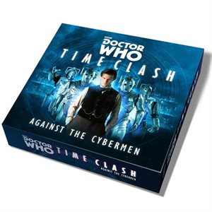 Doctor Who Time Clash Against the Cybermen