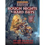 Warhammer Fantasy Roleplay: Rough Nights and Hard Days (BOOK) (No Amazon Sales)